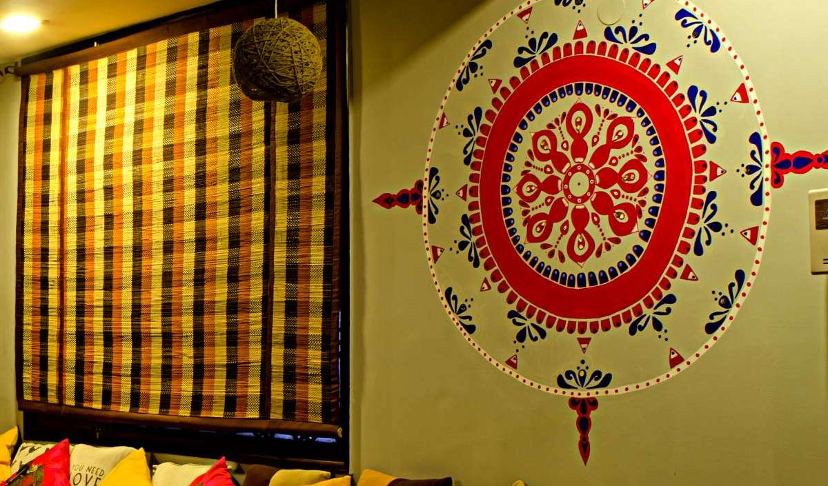 international backpacking and backpackers hostels in New Delhi, India