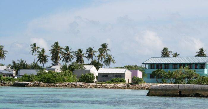 youth hostel in Filitheyo Island