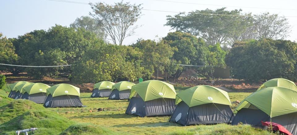 LHTS Campfire Circle Adventure Camp, Ramanagaram, India