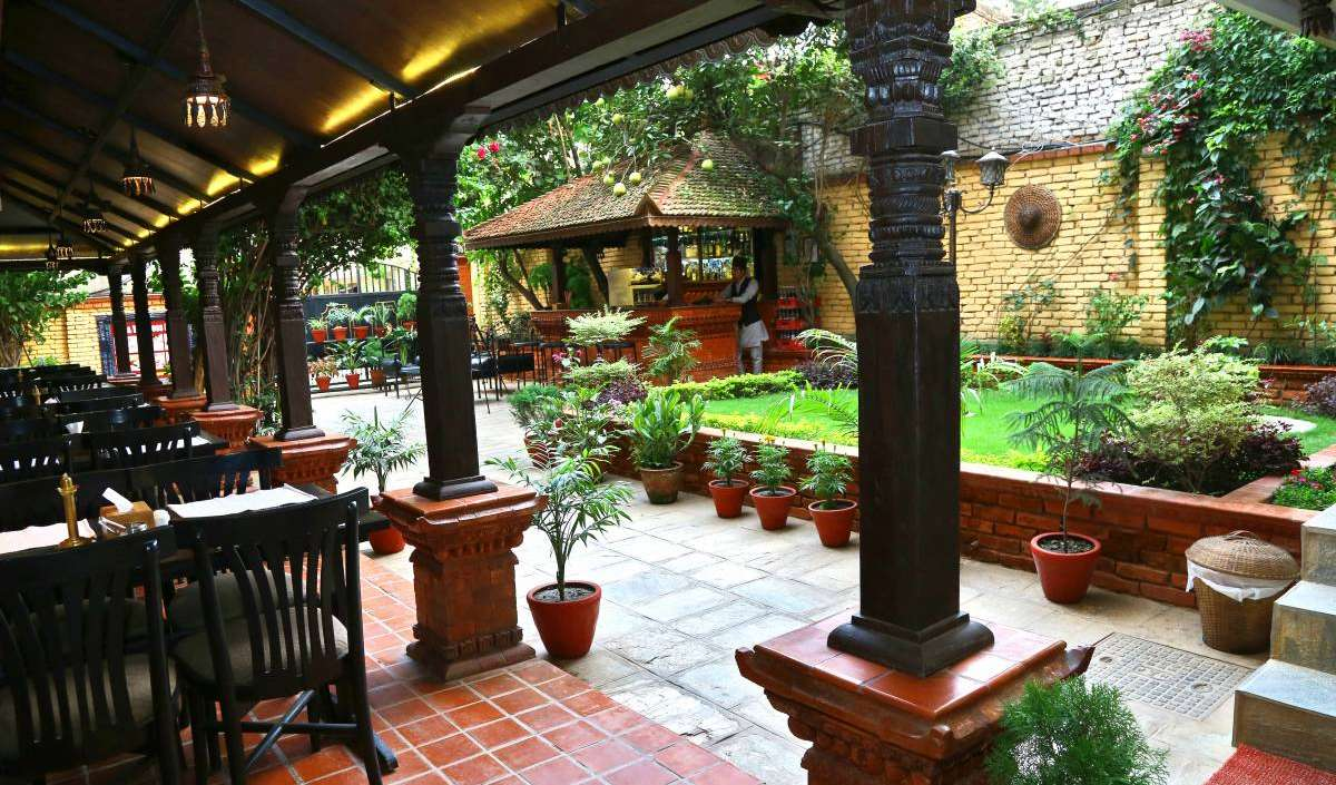 highly recommended travel hostels in Kathmandu, Nepal