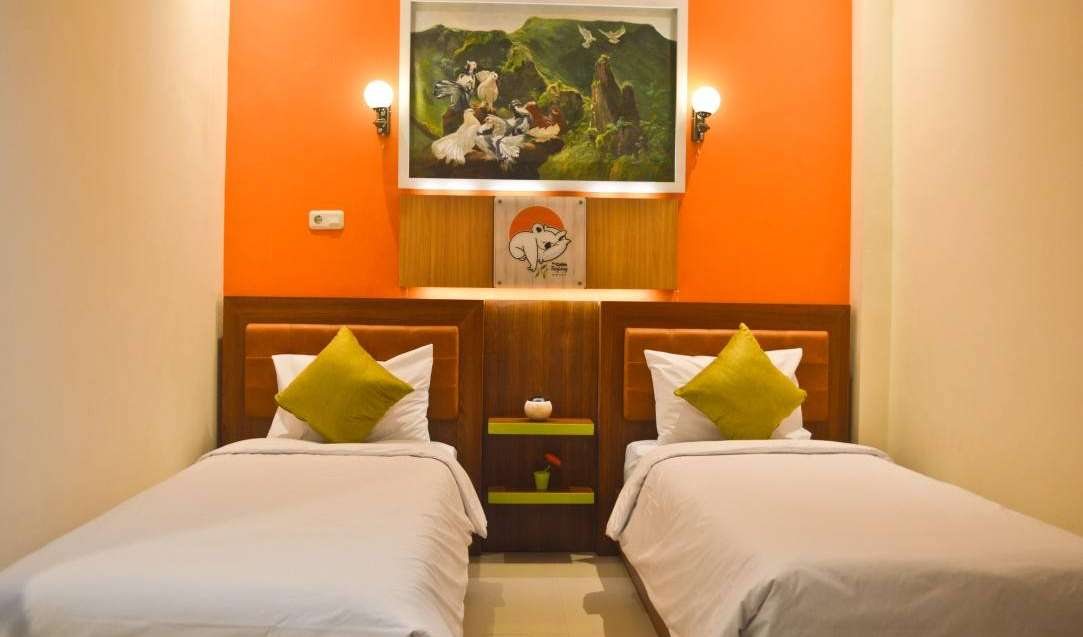 best North American and European hostel destinations in Wonosobo, Indonesia