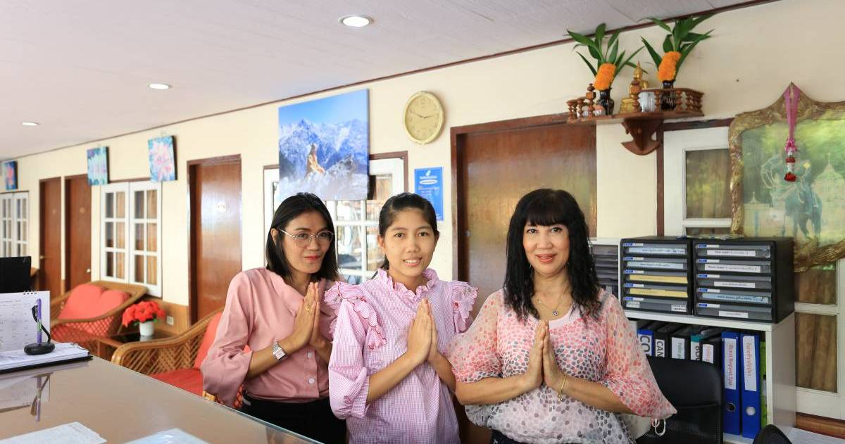 hostel reservations in Pattaya