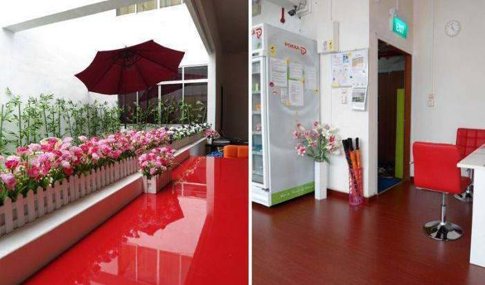Reserve youth hostels in Singapore